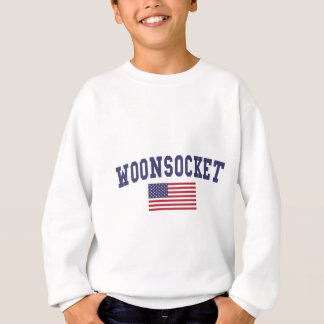Worcester US Flag Sweatshirt