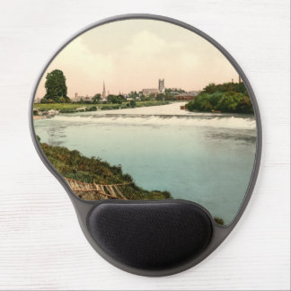 Worcester, Worcestershire, England Gel Mouse Pad
