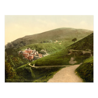 Worcestershire Beacon, Malvern, England Postcard