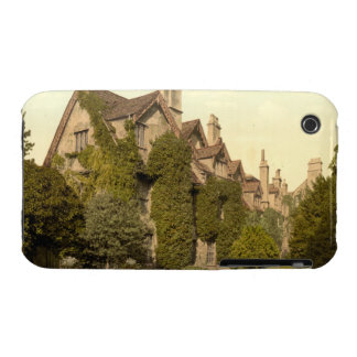 Worchester College Oxford England iPhone 3 Covers