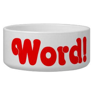 Word! Bowl