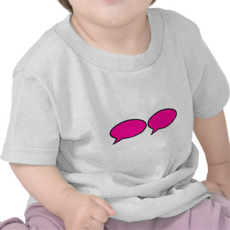 Word Bubble 2 Left Magenta The MUSEUM Zazzle Gifts Tee Shirts