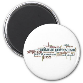 Word Cloud 2 2 Inch Round Magnet