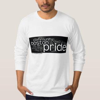 Word Cloud Fashion Long T-Shirt