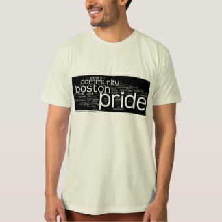 Word Cloud Organic T-Shirt