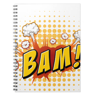 word_expression-44 spiral notebooks