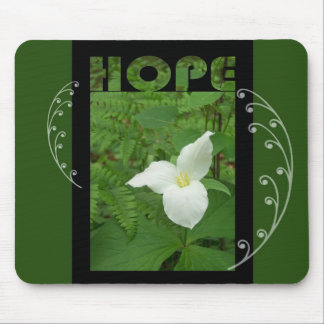Word Impact- HOPE Mouse Pad