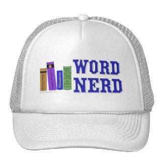 Word Nerd Trucker Hat