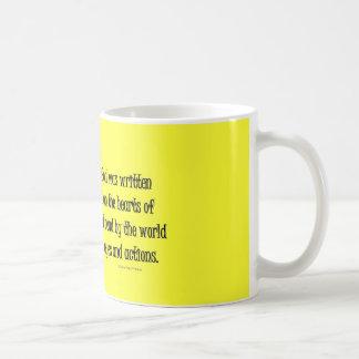 word of God was written Coffee Mug