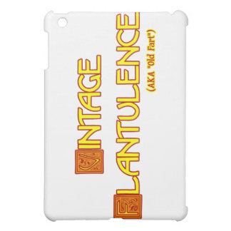 Word Play: Vintage Flatulence iPad Mini Covers