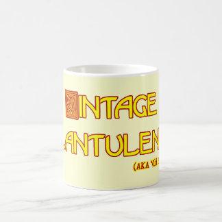 Word Play: Vintage Flatulence Coffee Mug