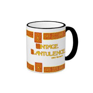 Word Play: Vintage Flatulence Mug