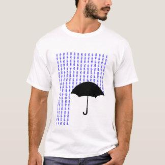 Word Rain T-shirt