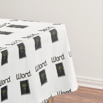 Word Tablecloth