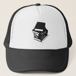 Word to the Nerd @ The Hartness Library Trucker Hat