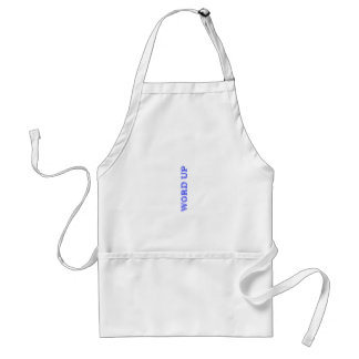 Word Up Adult Apron