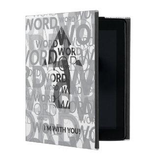 'Word Up' iPad Case