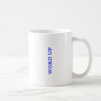 Word Up Mugs