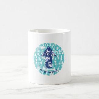 'Word Up' White 11 oz Classic Mug