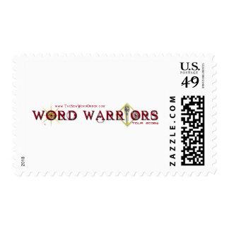Word Warrior gear Postage