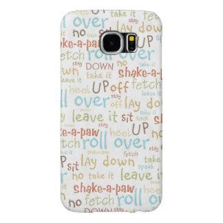 Wordart-Case Samsung Galaxy S6 Case