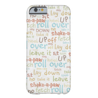 Wordart Handyhülle Barely There iPhone 6 Case