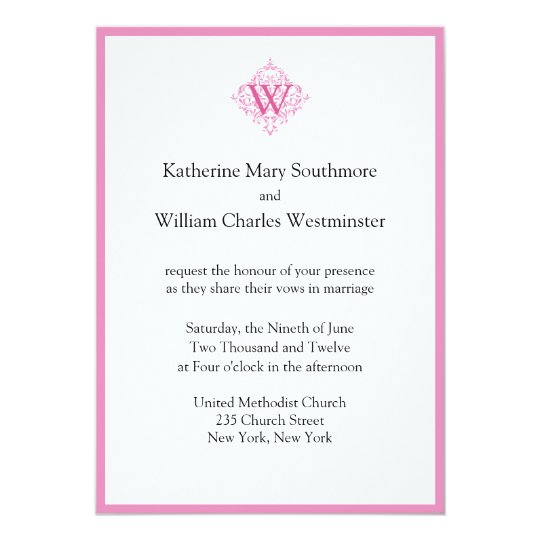 Online Wedding Invitations Website: Wording For Wedding Invitations