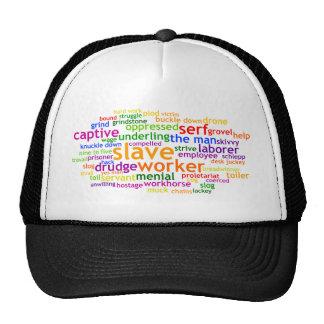 Wordle auxiliar gorras de camionero