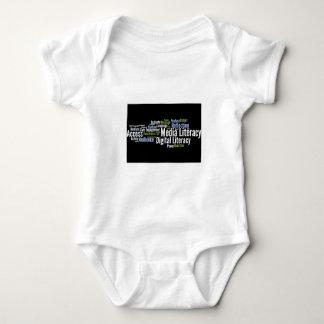 Wordle.jpg Baby Bodysuit