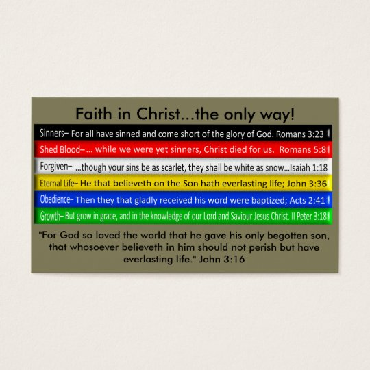Fan image regarding wordless book gospel printable