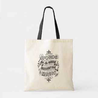 Words Are Our Most Inexhaustible Source Of Magic Tote Bag