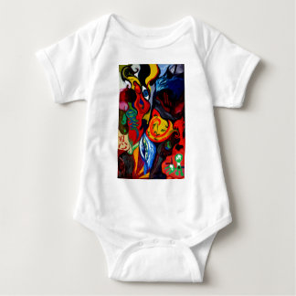 Words Baby Bodysuit