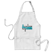 Words...Dysautonomia Adult Apron