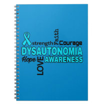 Words...Dysautonomia Notebook
