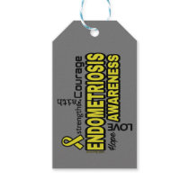 Words...Endometriosis Gift Tags