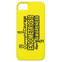 Words...Endometriosis iPhone SE/5/5s Case