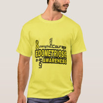 Words...Endometriosis T-Shirt