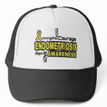 Words...Endometriosis Trucker Hat