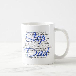 Words For a Step Dad Coffee Mug