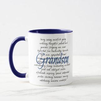 Words for Grandson Mug