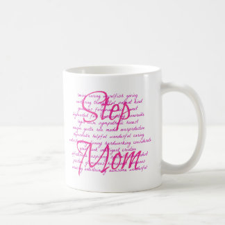 Words For Step Mom Coffee Mug