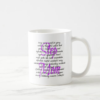 Words for Step Mom Coffee Mug