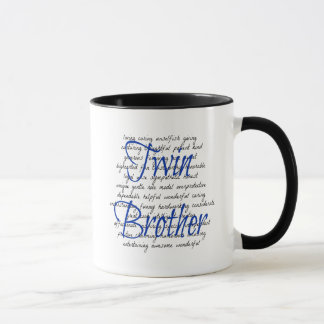 Words for Twin Brother Mug