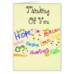 Words from the heart_ greeting cards