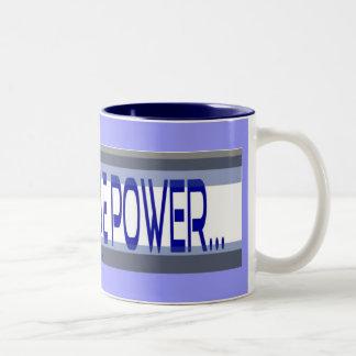 Words Have Power Mug