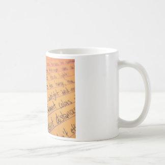 Words Mug