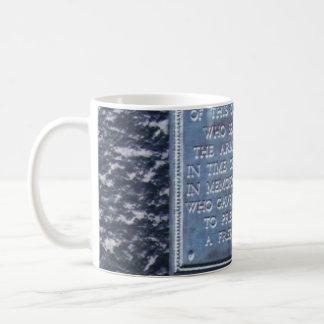 WORDS CLASSIC WHITE COFFEE MUG