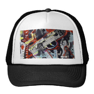 Words Not Weapons Mesh Hat