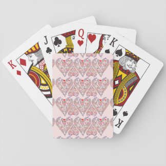 Words of Heart Standard Playing Cards