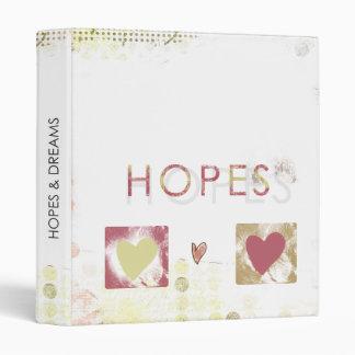 Words of Hope binder
